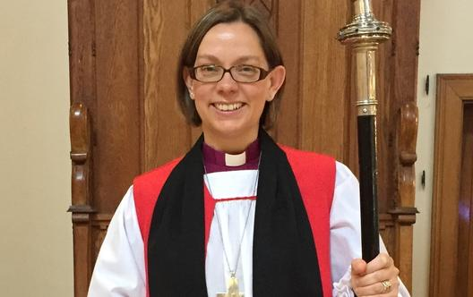The Rt Revd Helen-Ann Hartley