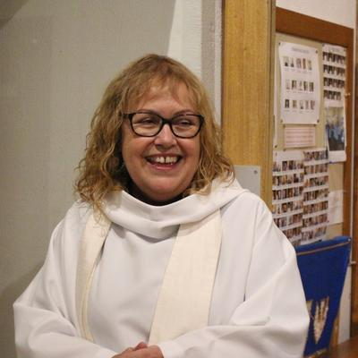 Revd Shei Crowther